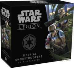 (SWL41)  Star Wars: Legion - Imperial Shoretroopers Unit Expansion