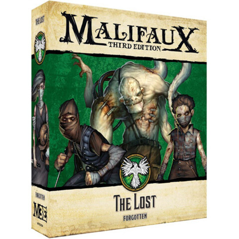 WYR23214 Malifaux 3E: Resurrectionists - The Lost
