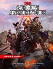 (WOC2438)  Sword Coast Adventurers Guide