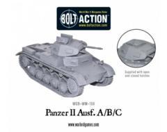 German: Panzer II