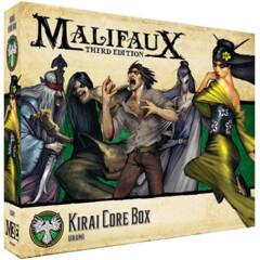 WYR23204 Malifaux 3E: Resurrectionists - Kirai Core Box (Preorder)