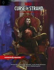 (WOC6517) Dungeons and Dragons RPG: Curse of Strahd