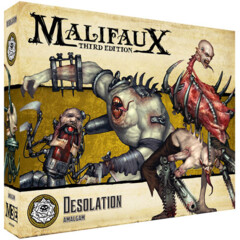 WYR23509 Malifaux 3E: Outcasts - Desolation