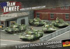 TEBX03 T-55AM2 Panzer Kompanie (plastic)