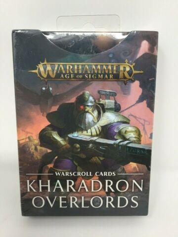 (84-03) Kharadron Overlords Warscrolls