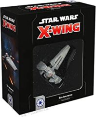 Star Wars 2nd edition Sith Infiltrator