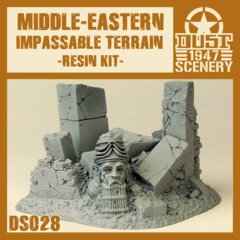 DS028   MIDDLE - EASTERN IMPOSSABLE TERRAIN