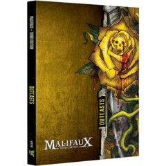 WYR23016 Malifaux 3E: Outcast Faction Book