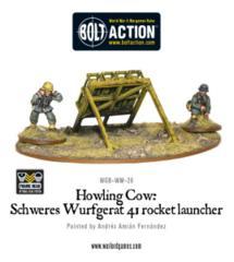 Schweres Wurfgerats 41, German rocket launcher