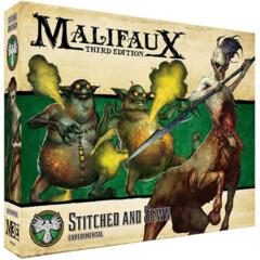 WYR23210 Malifaux 3E: Resurrectionists - Stitched & Sewn