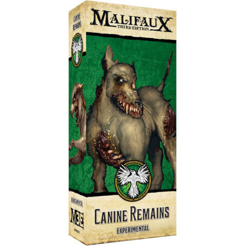 WYR23211 Malifaux 3E: Resurrectionists - Canine Remains (Preorder)