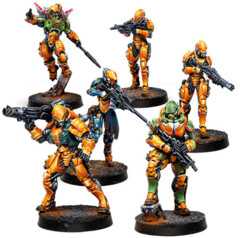 (281304) Invincible Army Yu Jing Sectorial Starter Pack