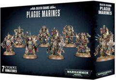 (43-55) Plague Marines