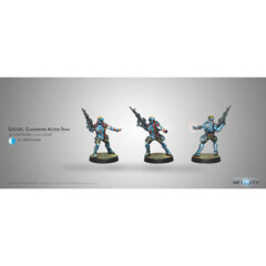 (280294) Infinity: PanOceania - Locust, Clandestine Team (1)