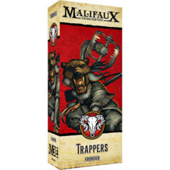 WYR23109 Malifaux 3E: Guild - Trappers