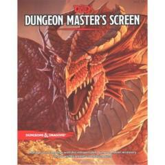 (WOCA9605) Dungeon Master's Screen