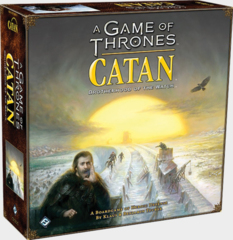 CN3015 A Game of Thrones Catan: Brotherhood of the Watch (stand alone)