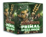 (PZO2215) Pathfinder Spell Cards: Primal