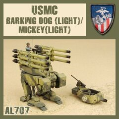 AL707  BARKING DOG LIGHT MICKEY