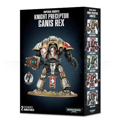 (54-15) Knight Preceptor Canis Rex