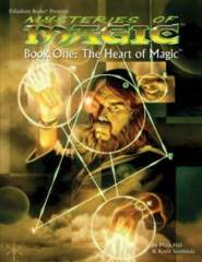 PAL472 Mysteries of Magic™ Book One: The Heart of Magic™ -  RPG