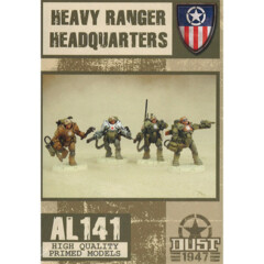 AL141 Dust 1947: Allies - Heavy Ranger Headquarters