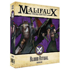 WYR23417 Malifaux 3E: Neverborn - Blood Ritual (Preorder)