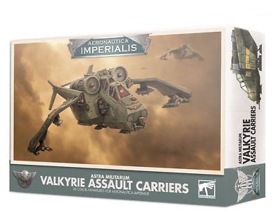 (500-31) Aeronautica Imperialis: Valkyrie Assault Carriers