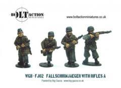 German: Fallschirmjager (WWII German Airborn)