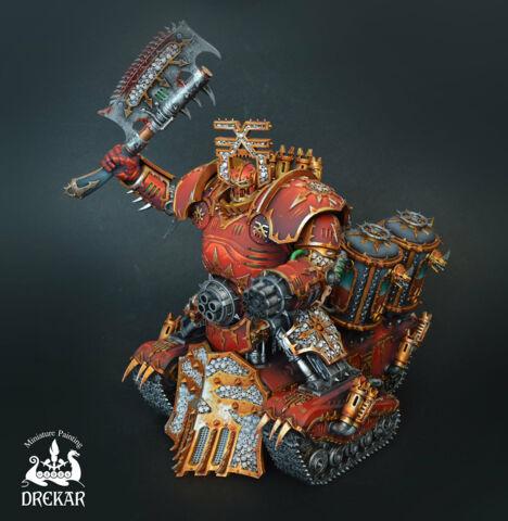 (43-20) Khorne Lord of Skulls