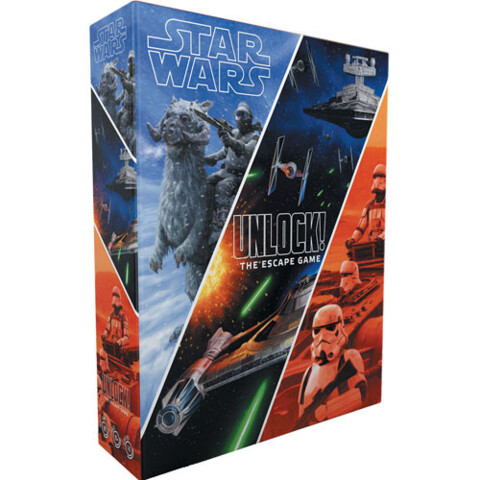 Star Wars- Unlock