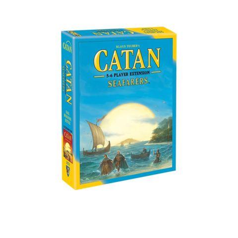 CATAN: SEAFARERS™ 5 - 6 PLAYER EXTENSION