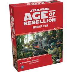 SWA01/Star Wars: Age of Rebellion Beginner Game