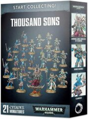 (70-55)  Start Collecting! Thousand Sons