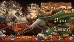 SFG 033 Red Dragon Inn: Allies - Piper vs Ripsnarl
