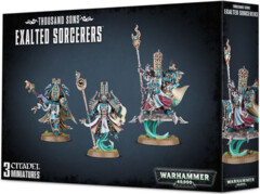 GW43-39 Warhammer 40K: Thousand Sons Exalted Sorcerers