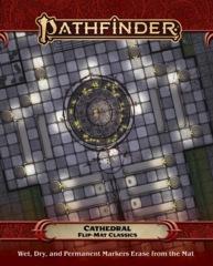 (PZO31030) Pathfinder Flip-Mat Classics: Cathedral