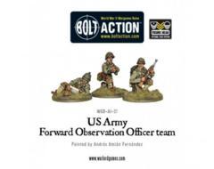 US Forward Observer Officers