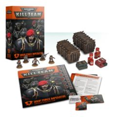 (102-23-60) Kill Team: Drop Force Imperator – Astra Militarum Starter Set