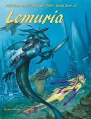 PAL885 Rifts® World Book: Lemuria™
