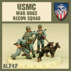 AL242  USMC  WAR DOGS RECON