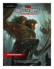 (WOC2439) Dungeons and Dragons RPG: Out of the Abyss