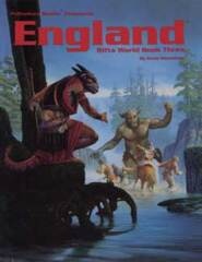 PAL807 Rifts® World Book 3: England