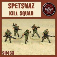 SU433 SPETSNAZ  KILL SQUAD