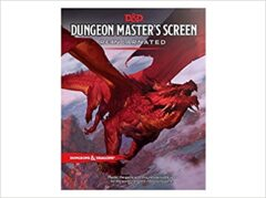 (WOC3687) Dungeon Master`s Screen Reincarnated