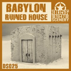DS025  BABYLON  RUINED  HOUSE