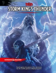 (WOCB8669) Dungeons & Dragons 5th Edition RPG: Storm King's Thunder