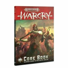 (111-23) Warcry Core Book