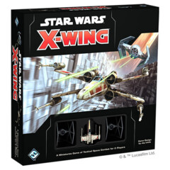 SWZ01 X-Wing: 2nd Edition - Core Set