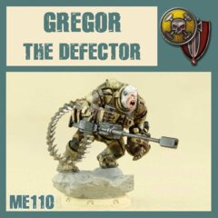 ME100 GREGOR THE DEFECTOR
